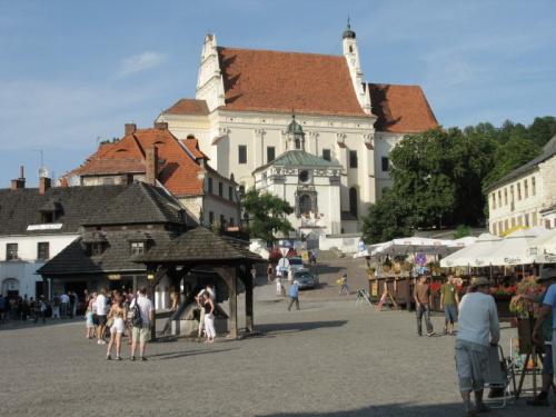 Kazimierz #wycieczka #zwiedzanie #Kazimierz #kościoły