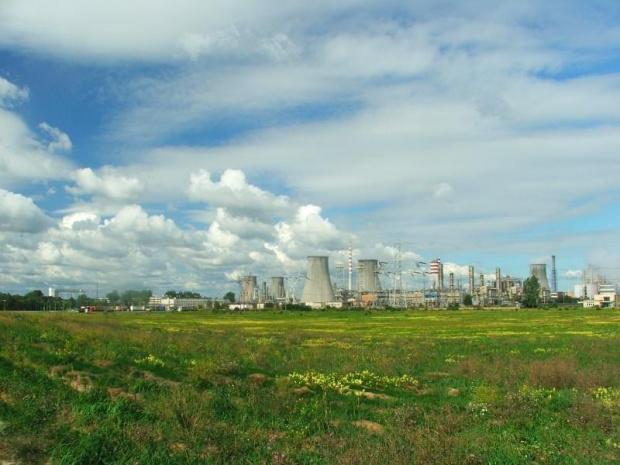 Zakłady Azotowe Puławy #Puławy #Azoty #chemia #zakłady