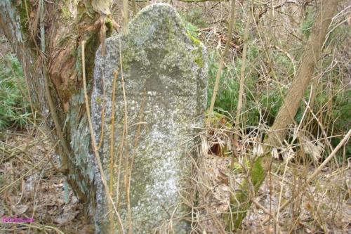 Szczechy Małe - cmentarz wiejski #SzczechyMałe