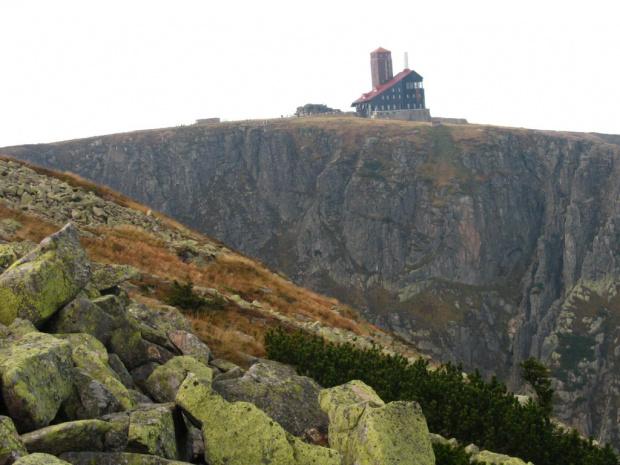 Karkonosze 2006- ostatni wrześniowy weekend #Karkonosze #góry #turystyka #widoki