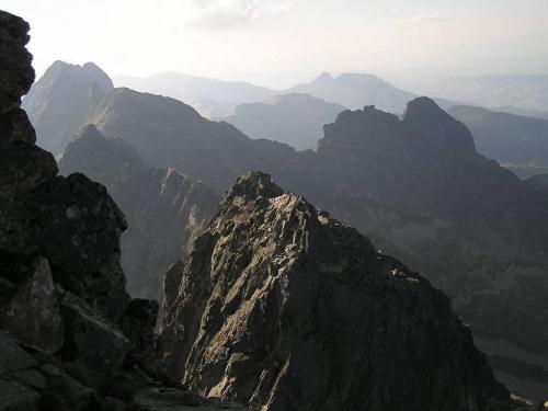 ORLA PERĆ -od Zawratu do ..... #Góry #OrlaPerć #Tatry