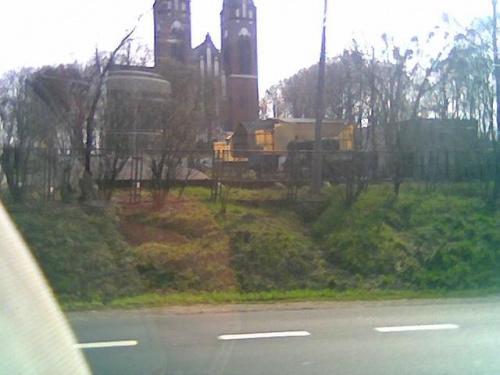 Kościół w Garbowie #Garbów
