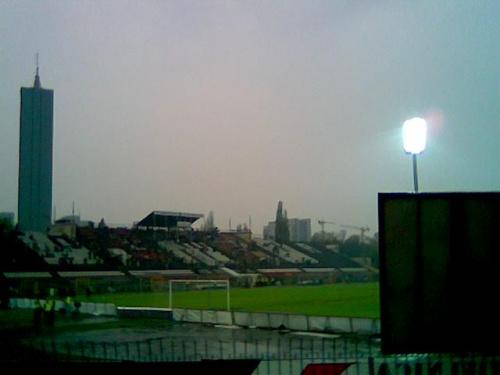 Stadion Polonii Warszawa #Warszawa