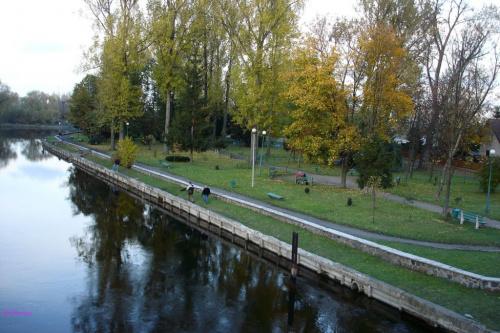 Pisz - rzeka Pisa #Wycieczka #Pisz #Rower #Remes #Mazury