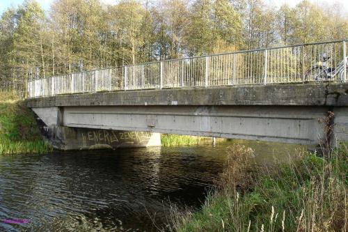 Most na Białoławce #Wycieczka #LotniskoRostki #PoligonOrzysz #Rower #Remes #Mazury