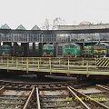 Szczecinek - widoczek na lokomotywownię. Krótki filmik jest tutaj: http://video.google.pl/videoplay?docid=917837607585734714&hl=pl #PKP #Szczecinek #stacja #dworzec #lokomotywownia
