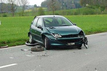Wypadek Chevroleta Epica