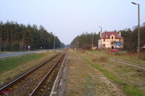 Dworzec Szeroki Bór