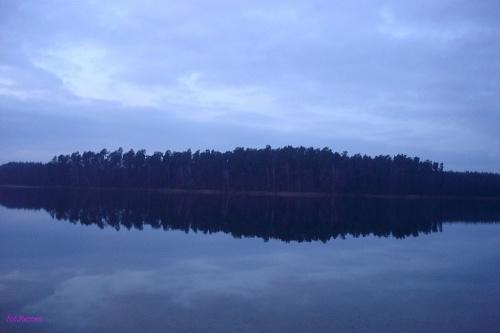 Jezioro Jegocin #JezioroJegocin #Mazury #Rower #Remes #PuszczaPiska #Pisz