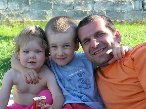 To sem ja i moje dzieci - cuuudaaaa