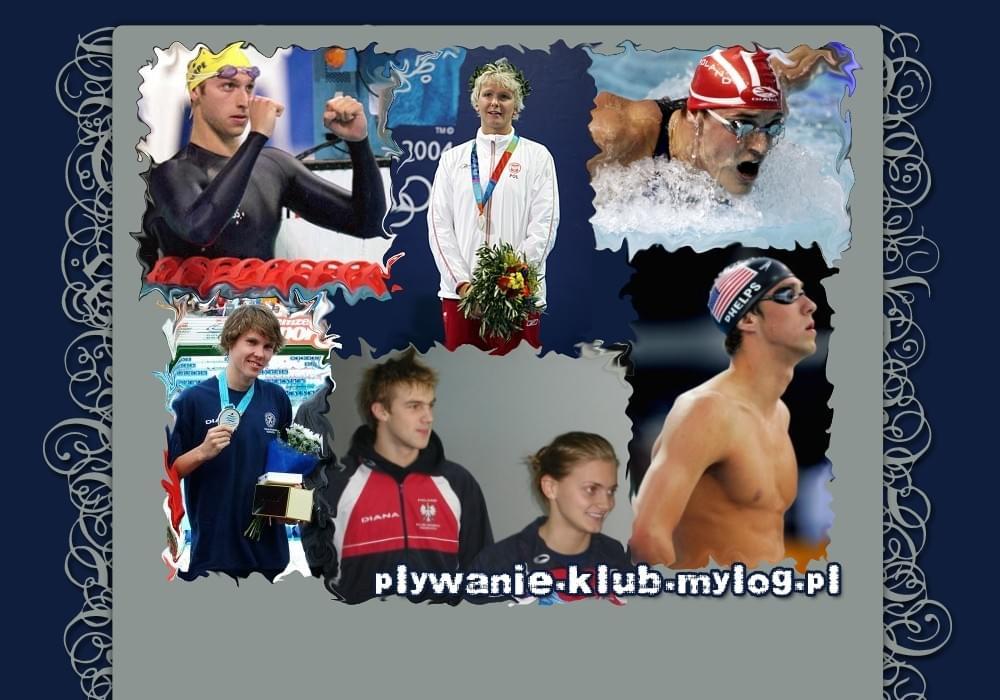 Pływanie, pływacy, NAJŚWIEŻSZE wiadomości !!!