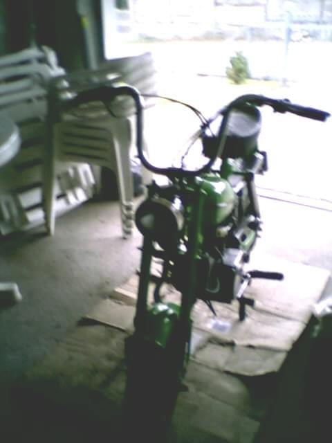 przód motorynki #motorynka #silnik