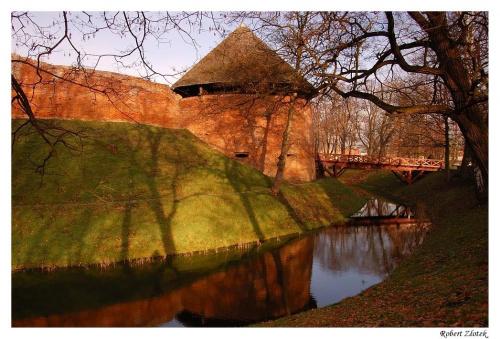 Zamek Miedzyrzecki #Międzyrzecz #zamek #ruina #Obra #muzeum