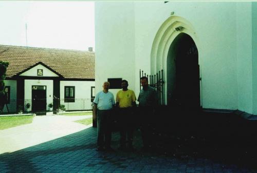 Koszyce z ks Proboszczem Adamem i ks Wieslawem #Pielgrzymka