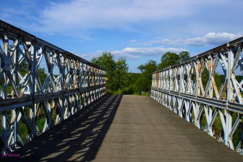 Most na kanale Jeglińskim #Most #KanałJegliński