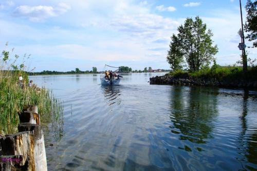 Kanał Jegliński i jezioro Roś #JezioroRoś