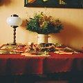 Wielkanocny stół #wielkanoc #dekoracja #dekoracje #stół #swieta