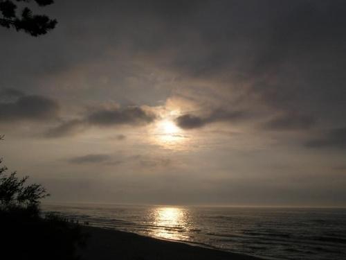 widoczki z nad morza