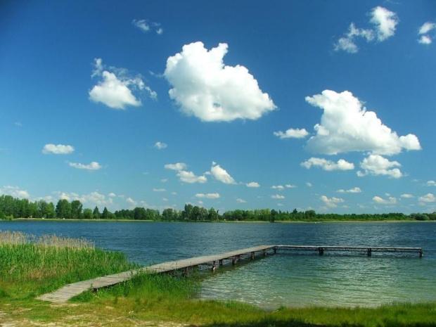 Jezioro Krasne #jezioro #Krasne