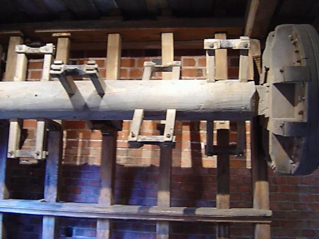 Młyn #Malbork #zamek #krzyżacy